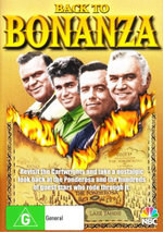 Back to Bonanza - Dirk Blocker