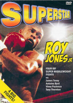 Superstart Roy Jones Jr : Four IBF Supermiddlewight Fights