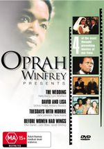 Oprah Winfrey Presents : The Wedding/David and Lisa/Tuesdays with Morrrie/Before Women Had Wings - Lukas Haas