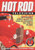 Hot Rod Television : The Complete Series 1 & 2 Of The World's Favourite Hot Rod TV On DVD - Chip Foose