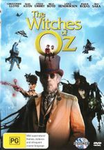 Witches of Oz - Eliza Swenson