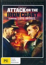 Attack on the Iron Coast : Hollywood Gold - Series - Mark Eden