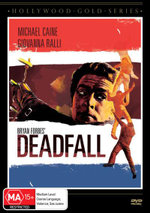 Deadfall : Hollywood Gold - Series - Giovanna Ralli