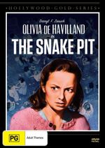 The Snake Pit : Hollywood Gold - Series - Mark Stevens