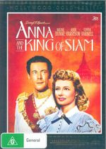 Anna and the King of Siam : Hollywood Gold - Series - Irene Dunne