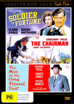 The Chairman/The Man in the Gray Flannel Suit/Soldier of Fortune - Anne Heywood
