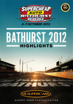 2012 Bathurst Highlights
