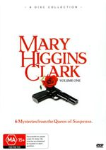 Mary Higgins Clark Box Set Vol 1 : All Around Town/Double Vision/A Cry In The Night/For Better and For Worse/Weep No More My Lady/Haven't We Met Before - Anthony Lemke