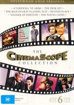 Cinemascope Box Set