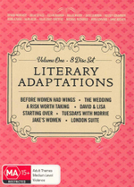 Literary Adaptations : Volume 1- Before Women Had Wings/The Wedding/A Risk Worth Taking/David & Lisa/Starting Over/Tuesdays With Morrie/Jakes Women/Lon - Julia Louis Dreyfus