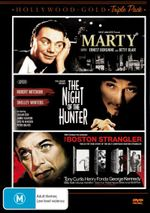 Marty/The Night of the Hunter/The Boston Strangler - Betsy Blair
