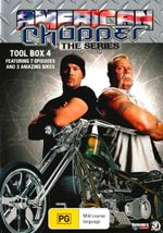 American Chopper : The Series - Tool Box 4 - Season 2
