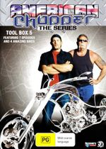 American Chopper : The Series - Tool Box 5 - Season 3 - Michael Teutul