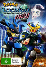 Pokemon : Lucario & The Mystery of Mew