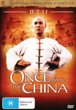 Once Upon a Time in China (Special Edition) - Mark King