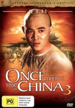 Once Upon a Time in China 3 (Special Collectors Edition) - Jet Li
