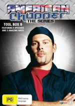 American Chopper : The Series - Tool Box 9 - Season 4