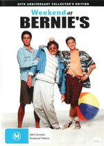 Weekend At Bernie's : 20th Anniversary Collector's Edition - Catherine Mary Stewart