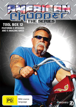 American Chopper : The Series - Tool Box 12