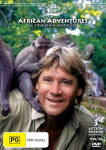 The Crocodile Hunter : Volume 16 - African Adventure - Teri Irwin