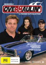 Overhaulin' Season 4 The Tricked Out Collection - Chip Foose