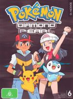 Pokemon : Season 10 - Diamond and Pearl