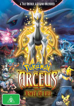 Pokemon : Arceus and the Jewel Of Life