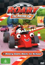 Roary The Racing Car - Roary Goes Back To School - Stirling Moss