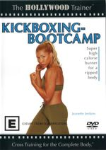Kickboxing Boot Camp - Jeanette Jenkins