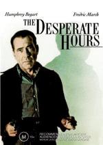 The Desperate Hours - Dewey Martin