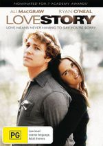 Love Story - Ryan O'Neal
