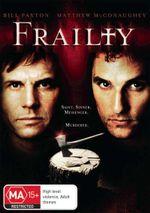 Frailty - Jeremy Sumpter