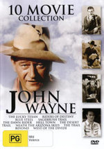 John Wayne Collection (Riders of Destiny/Sagebush Trail/Blue Steel/Lucky Texan/Beneath Arizona Skies/Helltown/Trail Beyond/West of the Divide/Dawn Des - John Wayne