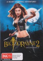 BloodRayne 2 : Deliverance - Michael Teigen