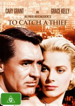 To Catch a Thief - Grace Kelly