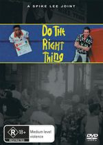 Do the Right Thing - Richard Edson