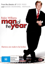 Man of the Year - Robin Williams