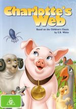 Charlotte's Web (1973) : Based on the Children's Classic by E.B. White - Debbie Reynolds