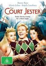 The Court Jester - Basil Rathbone