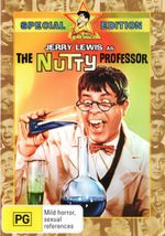 The Nutty Professor (1963) - Jerry Lewis
