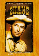 Shane - Alan Ladd