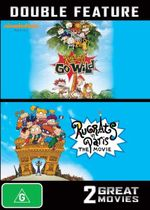Rugrats Go Wild / Rugrats In Paris - Childrens