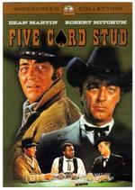 Five Card Stud (1968) - Inger Stevens