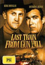 Last Train From Gun Hill - Brian Hutton