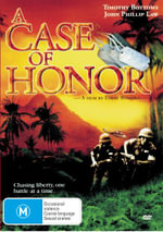 A Case of Honor - Nick Nicholson
