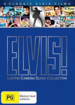 Elvis Presley : Lights, Camera, Elvis - Elvis Presley