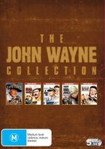 John Wayne : Sands Of Iwo Jima / Rio Grande / Sone Of Katie Elder / In Harms Way / Hatari - John Wayne