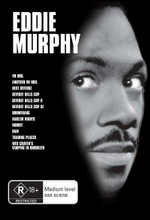 Eddie Murphy : 48 Hrs/Another 48hrs/Best Defence/Beverly Hills Cop 1, 2 & 3/Boomerang/Norbit/Raw/Trading Places/Vampire In Brooklyn - Eddie Murphy