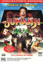 Jumanji (Collector's Edition) - Robin Williams