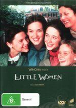 Little Women - Winona Ryder